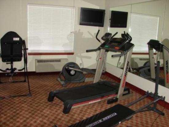 Budget Host Inn & Suites Cameron: Health Club