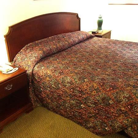 Jasper Ridge Inn: Single Bed