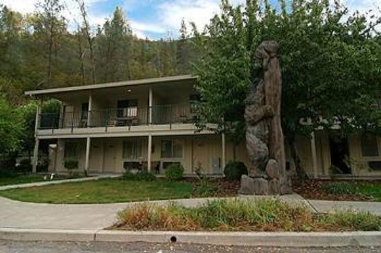 Cedar Lodge: Esterior