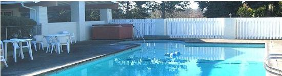 Snooz Inn Wilsonville: Pool