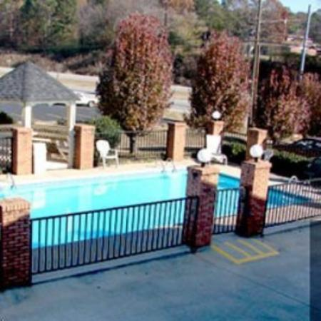Royal Inn Anniston : Pool