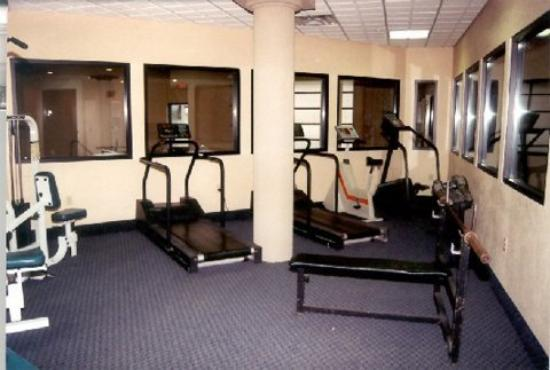 Bay Valley Hotel and Resort: Health Club