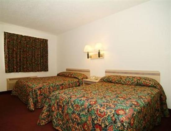 Budget Inn : Guest Room
