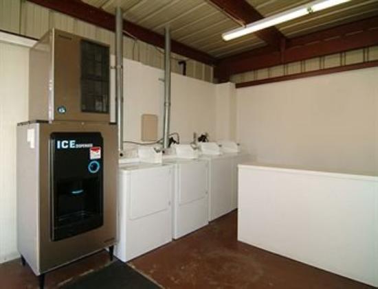 Budget Inn : Interior