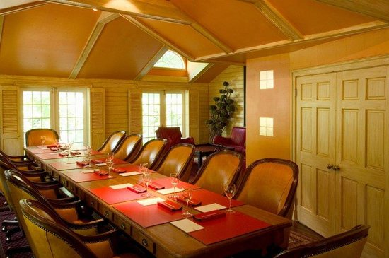 Homestead Inn: Cottage Boardroom