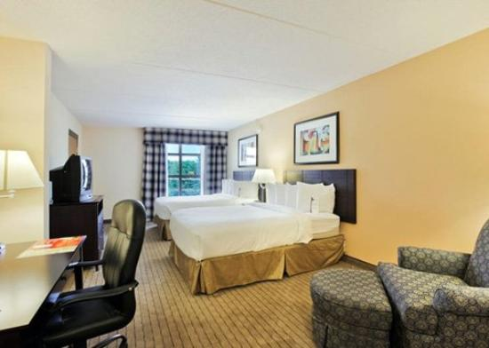 Country Inn & Suites By Carlson, Prospect Heights: In Room Amenities (OpenTravel Alliance - Guest roo