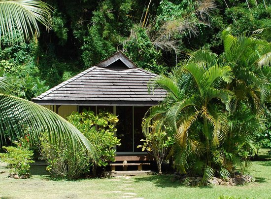 Tahaa, Polinesia francese: notre bungalow