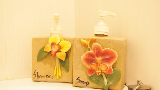 Astera Sathorn: Shampoo & Soap