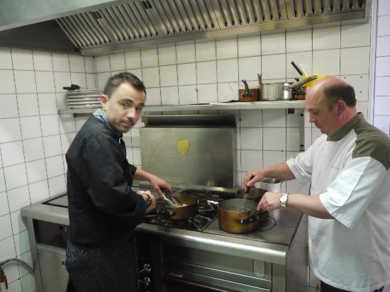 Le Terroir : les chefs de cuisine