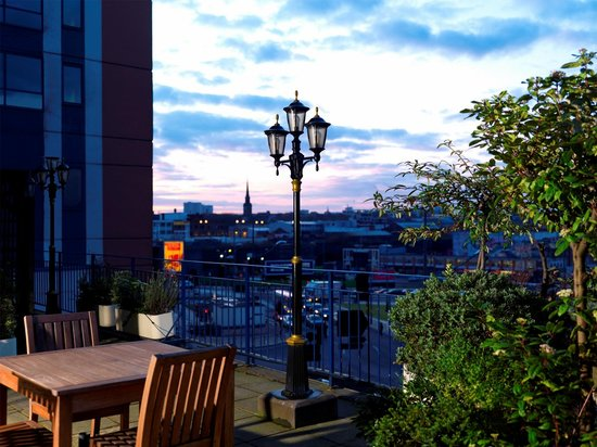 The Royal Angus Hotel: Thistle Birmingham City Terrace