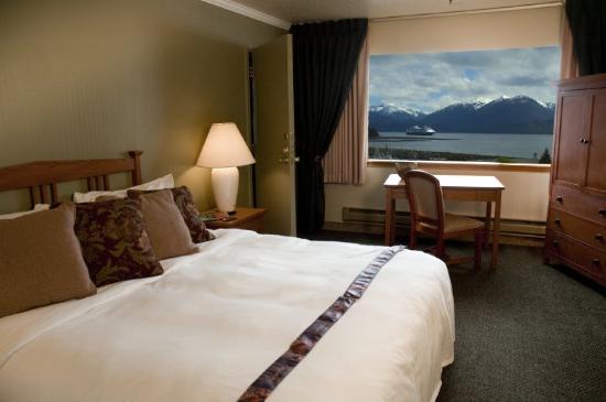 Westmark Sitka Hotel: Sitka Guestroom Queen