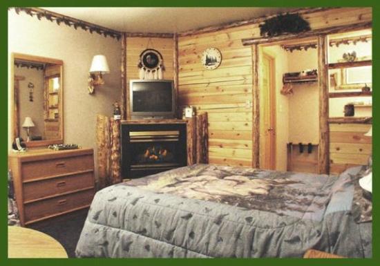 Tahoe Valley Lodge: Wolf Room