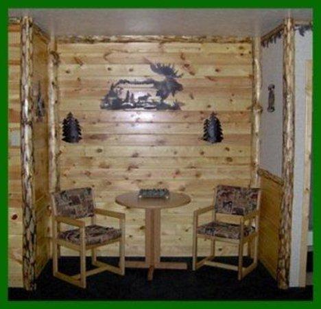 Tahoe Valley Lodge: Snowshoe Room