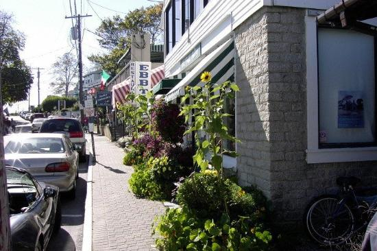 Ocean Gate Resort: Downtown Boothbay Harbor