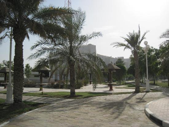 Liwa Hotel: territory