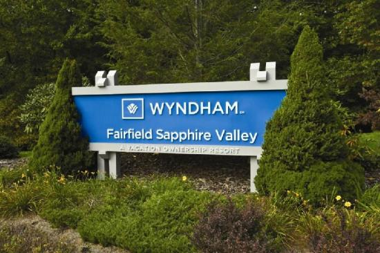 Wyndham Resort at Fairfield Sapphire Valley: Exterior View