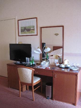 Liwa Hotel: room