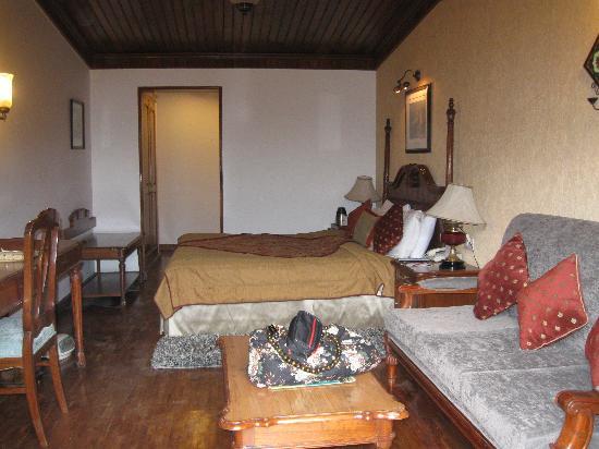 The Naini Retreat: Our room