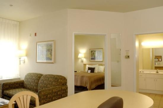 Candlewood Suites Austin-Round Rock: 1 Bedroom Suite