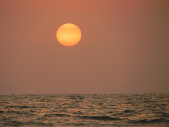 Kashid Beach : Sun-set at beach