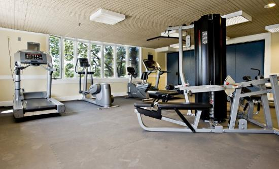 Seekonk, MA: Fitness Center
