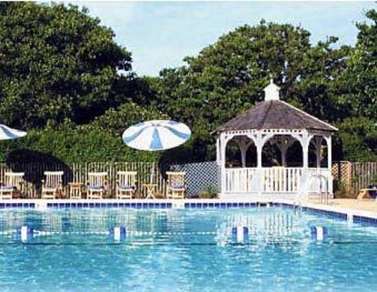 Outdoor Swimming Pool Picture Of The Atlantic Southampton Tripadvisor