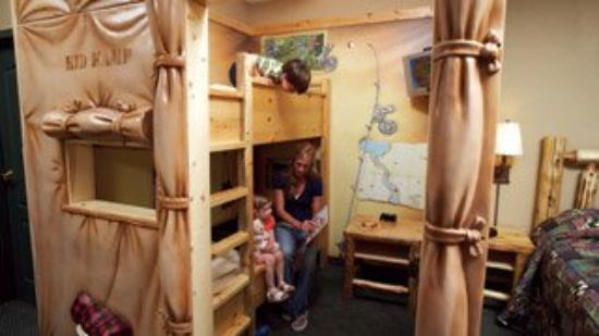 Great Wolf Lodge: Suite