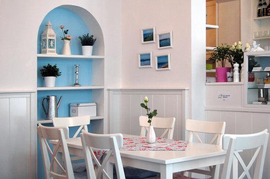 kuschelecke bild von caf lotti m nchen tripadvisor. Black Bedroom Furniture Sets. Home Design Ideas
