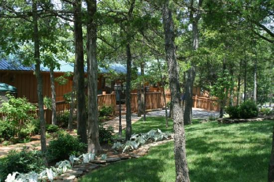 Cabins at Green Mountain: Cabin 1