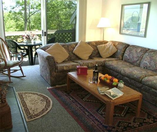 Mountainside Resort At Stowe: Two Bedroom - Livingroom