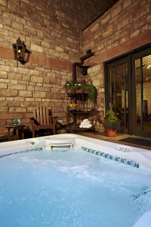 The Hotel Telluride: Hot Tub