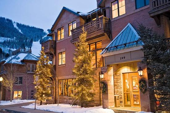 The Hotel Telluride: Exterior (Lights )