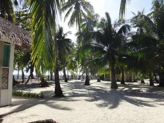 Dano Beach Resort: view from room