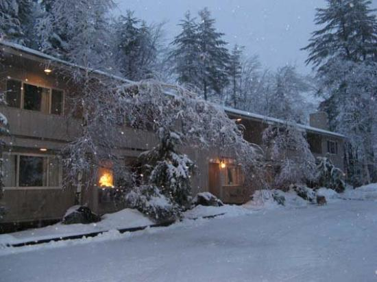 Come enjoy winter in Vermont at the Hob Knob Inn!