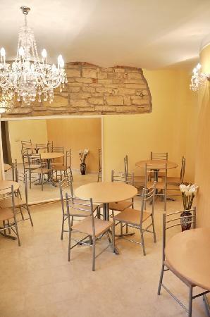 Pensiunea Siago Hotel: Breakfast Room