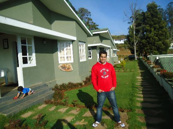 Sabol Holiday Resorts: Cottage view
