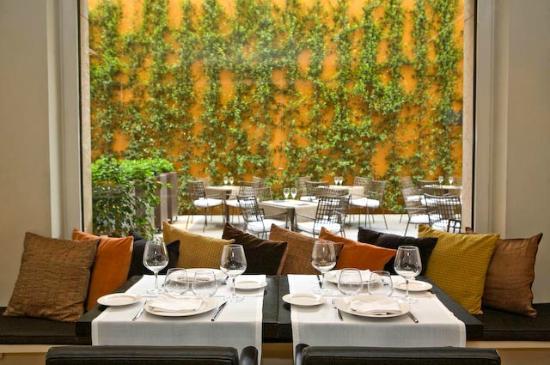 Cafe del Gallery: Restaurante El Café del Gallery
