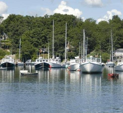 The Milestone: Perkins Cove