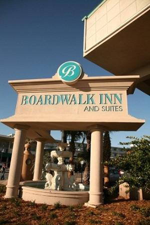 Boardwalk Inn and Suites: Exterior