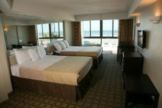 Boardwalk Inn and Suites: Double Bed