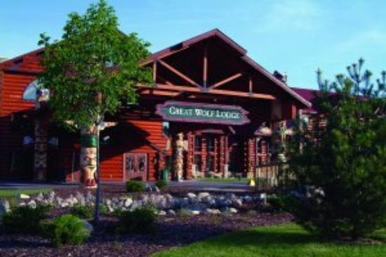 Great Wolf Lodge: Exterior
