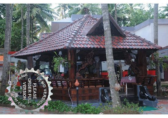 Akhil Beach Resort: Our Multi cuisine Restaurant
