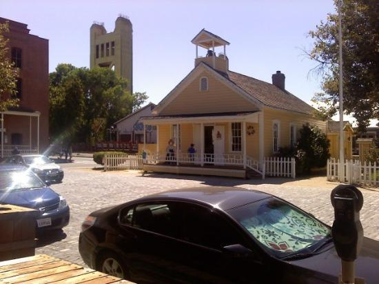 Bell Tower: placerville