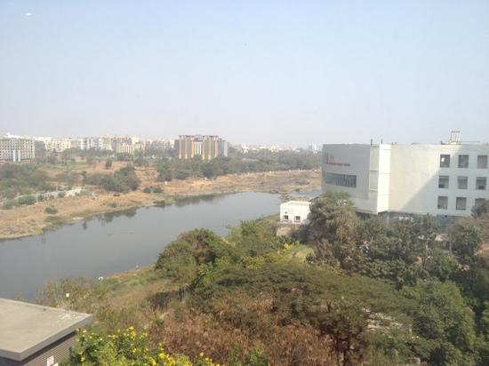 The Westin Pune Koregaon Park: view