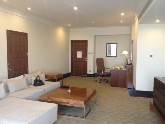 The Westin Pune Koregaon Park: suit room