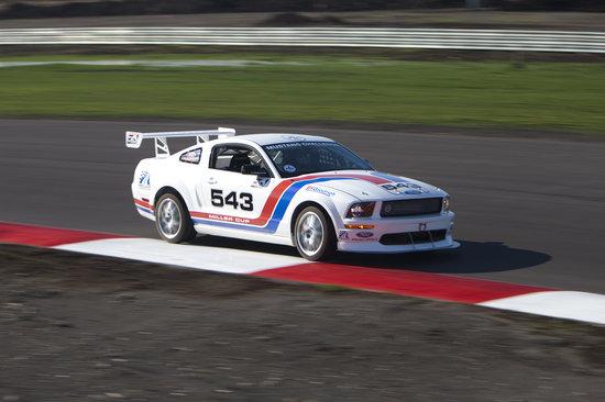 Avondale, LA: An FR500S takes laps around the NOLA Motorsports Park Course