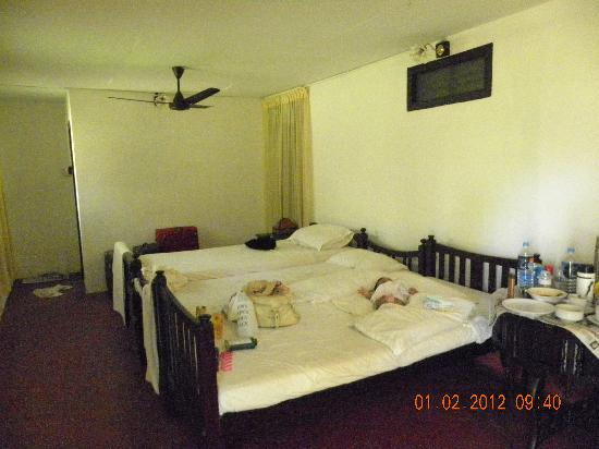 Keraleeyam Ayurvedic Resort: Tripple bed room