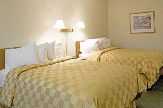 Quality Inn & Suites: Double Queen Standard