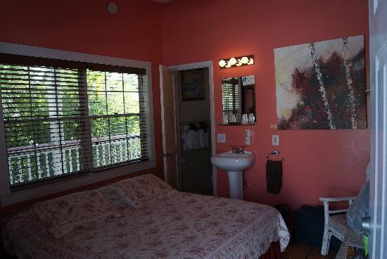 Caribbean House: room 8 on the second floor