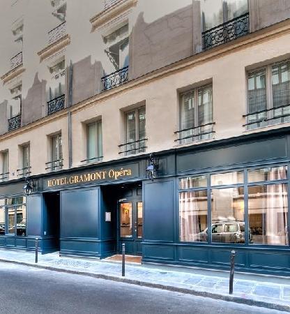 H Tel Gramont Op Ra Paris Picture Of Hotel Gramont Opera